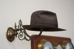 wieszak na kapelusz