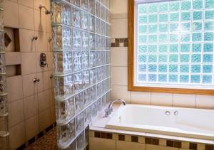 luksfery w łazience