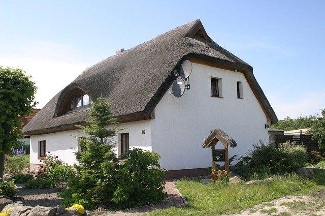 Nienagannej klasy dachy ze strzechy