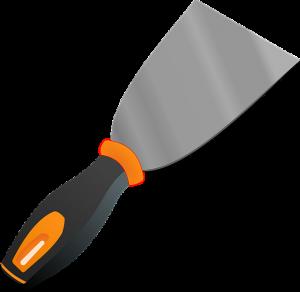 narzędzia do szpachlowania