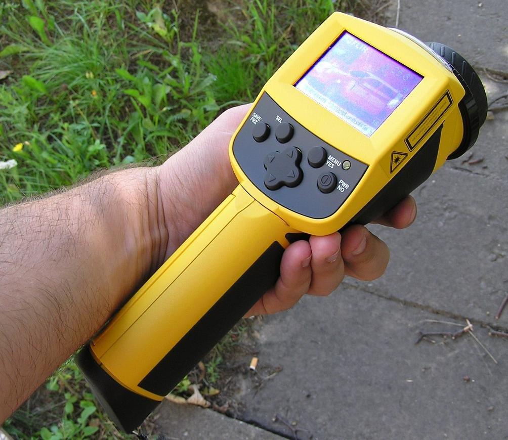 Pirometr jako nowoczesny sprzęt badawczy