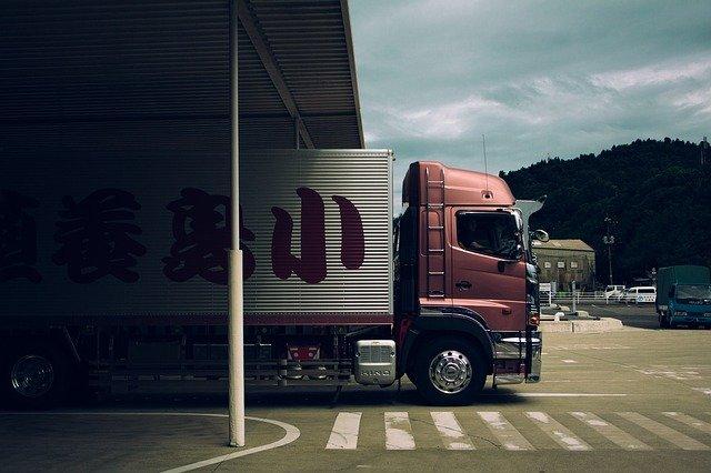 transport maszyn