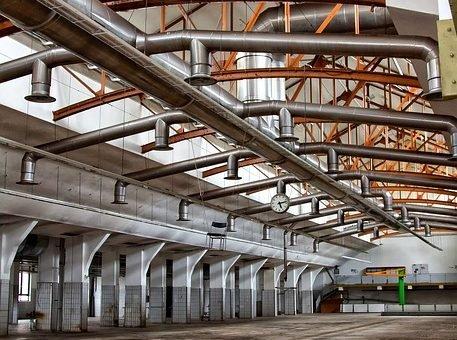 Budowa hal przemysłowych