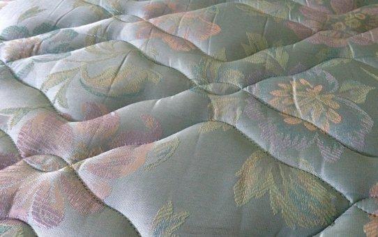 Pikowany materac - alternatywa dla wyeksploatowanych konstrukcji